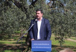 Bisceglie – L'on. Sergio Silvestris candidato alle elezioni europee