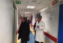 Bisceglie – Visita all'ospedale per la direzione strategica Asl Bat