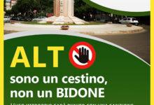 """Barletta – Bar.S.A. """"Sono un cestino, non un bidone"""" avvio campagna di sensibilizzazione"""