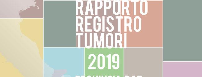 Trani – Rapporto Tumori 2019: martedì 16 aprile la presentazione dei dati raccolti