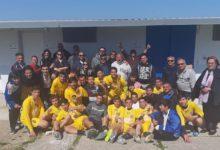 NUOVA ANDRIA – Allievi e Giovanissimi chiudono i campionati provinciali al terzo posto
