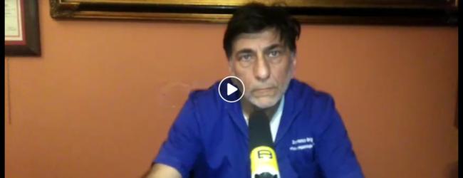 Domenico Briguglio tuona contro le dichiarazioni del movimento Trani a Capo