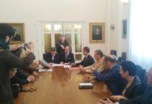 Andria – Sottoscritto protocollo d'intesa tra Comuni di Andria e Barletta, le Organizzazioni Sindacali e Ferrotramviaria SpA