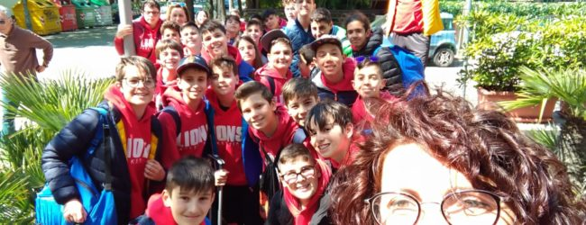 """Basket – Esordienti e Under 13 Lions Bisceglie  brillano al torneo """"Ciao Rudy"""" di Pesaro"""