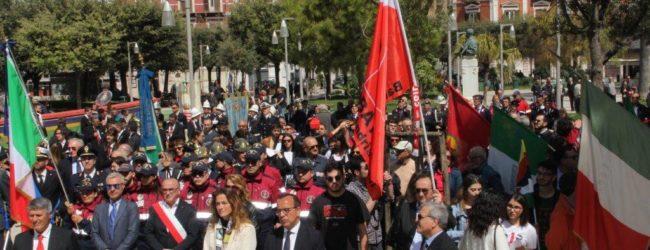 Barletta – 74° anniversario della Liberazione. Foto