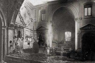 Andria come Parigi: anche la Cattedrale federiciana fu devastata da un incendio analogo nel 1916