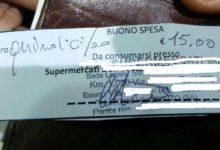 Bari – Buoni spesa da 15 euro in cambio di voti: la foto diviene virale sul web