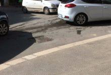 Andria – Incidente in Via Annunziata. Traffico bloccato