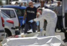 Barletta – Incendio in un calzaturificio: trovato il cadavere di un uomo