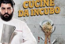 """In onda stasera la puntata di """"Cucine da incubo"""" girata a Trani con lo chef Cannavacciuolo"""