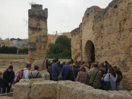 Canusium romana affascina i visitatori, appuntamento nel weekend con gli ipogei