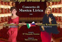 Trani – La Puglia abbraccia la Russia: concerto lirico al Polo Museale
