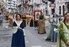 Andria – Fiera d'Aprile: Corteo Storico rinascimentale con più di 100 figuranti