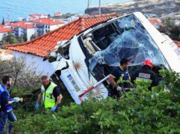 Portogallo – Bus precipita in una scarpata, oltre 25 morti