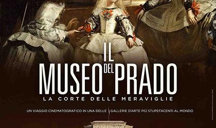 """Barletta – """"Il Museo del Prado"""" il 16 aprile al Cinema Paolillo"""