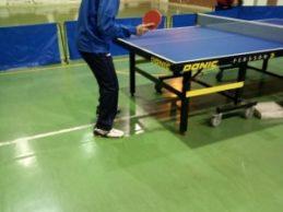 Trani – Felice Scaringi e la passione per il baskin e il tennistavolo paralimpici. VIDEO