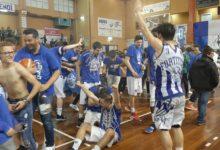 Basket – La Fortitudo Trani promossa in serie C. VIDEO E FOTO