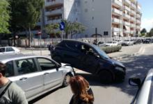 Barletta – Incidente in via delle Belle Arti