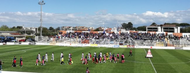 Team Altamura vs Fidelis Andria 3-0: addio sogno playoff per i biancazzurri. FOTOGALLERY