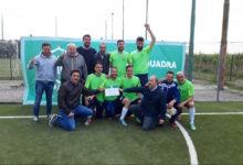 ADAMA ITALY CUP, agricoltori in campo per sostenere il territorio: squadra di Spinazzola vince 3^ giornata