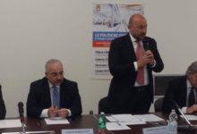 """Barletta – Convegno """"Politiche industriali di sviluppo economico a sostegno delle imprese"""""""