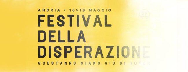 Festival della Disperazione: al via oggi la terza edizione