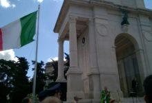 Celebrazione Festa della Repubblica, il 2 giugno, al Parco IV Novembre