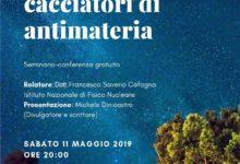 """Barletta –  Presentazione della """"Guida terrestre per cacciatori di antimateria"""""""
