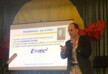 Barletta – Cos'è l'antimateria? Risponde il dott. Cafagna. Foto