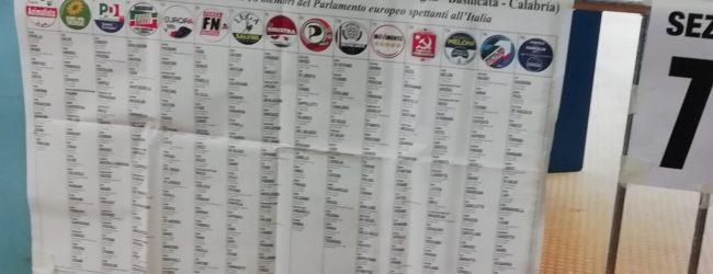 Elezioni europee, timido calo dell'affluenza nella BAT rispetto al 2014