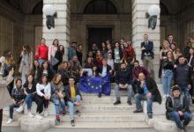 Barletta – La gioventù europea visita la città di Eraclio