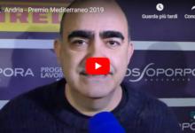 Andria – Premio Mediterraneo 2019 a Elio: l'artista si racconta tra parole e musica. VIDEO e FOTO