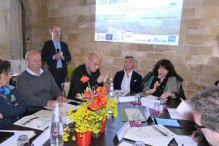 """Giornata Europea dei Parchi 2019: a Castel del Monte si discute di """"Mobilità lenta nei Parchi"""". FOTO e VIDEO"""