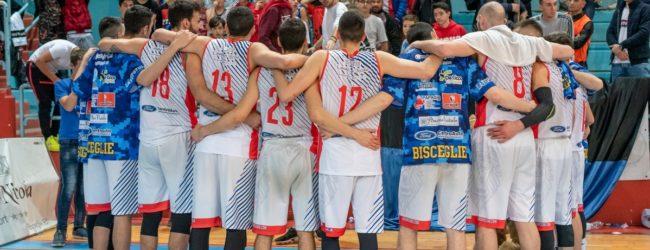 Basket – Di Pinto Panifici Bisceglie: nerazzurri in gara 3 a Matera per vincere
