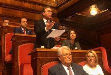 """Fiducia Conte bis, Damiani (FI) : """" Maggioranza di partiti rivali e sconfitti alle elezioni un anno fa"""""""