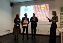 """L'azienda olearia andriese Biolevante premiata a """"tutto food"""" di Milano"""