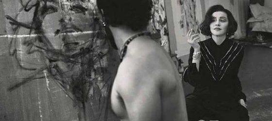 La rockstar Madonna si fa ritrarre da un artista biscegliese