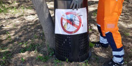 Barletta – Bar.S.A., posizionate  le trappole per zanzare