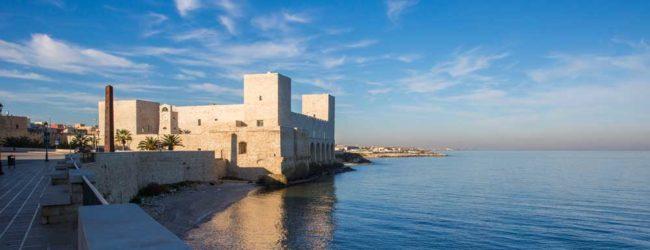 Trani – Il Castello Svevo e il mare: domenica 19 maggio gli itinerari guidati