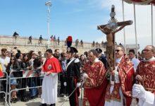 Trani – Questa sera il rientro del Crocifisso al monastero di Colonna