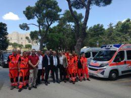 Castel del Monte – Presentato il servizio 118 attivato dalla ASL BT