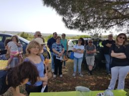 ANDRIA – #ORIGANO Profumi, Sapori, Colori e Utilizzi: buona partecipazione con un pubblico interessato