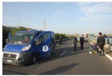Sannicandro di Bari – Assalto a blindato, bottino 100mila euro