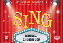 """Barletta – """"Sing!"""" il musical sul palco del Teatro Curci firmato Barlett(art)academy"""