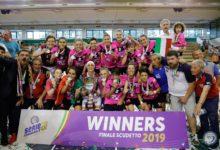 Futsal Salinis Campione d'Italia: la gioia del Sindaco Bernardo Lodispoto