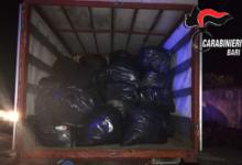 Scoperto contrabbando di sigarette a Bisceglie. Arrestati 3 bitontini e 2 ucraini