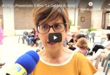 """Andria – """"La gabbia di Anna"""": presentato il romanzo della scrittrice Maria Lovito. VIDEO INTERVISTA"""