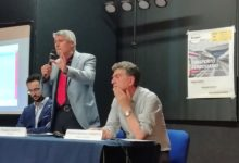 """Barletta – Convegno, """"Trasporto ferroviario, potenziamento della linea Barletta- Roma"""". Foto e Video interviste"""