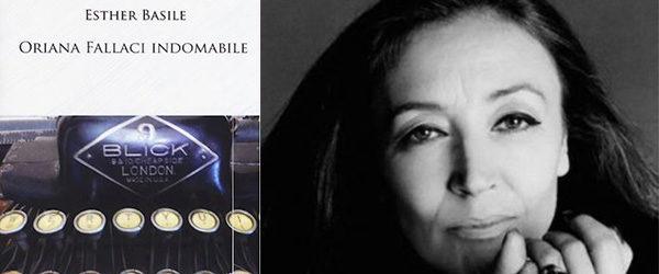 "Bisceglie – Esther Basile presenta ""Oriana Fallaci Indomabile"""