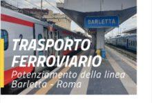"""Barletta – Convegno su """"Trasporto ferroviario a media e lunga percorrenza"""""""